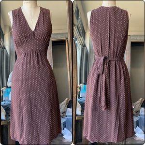 L. k. Bennet Silk Dress Size 12